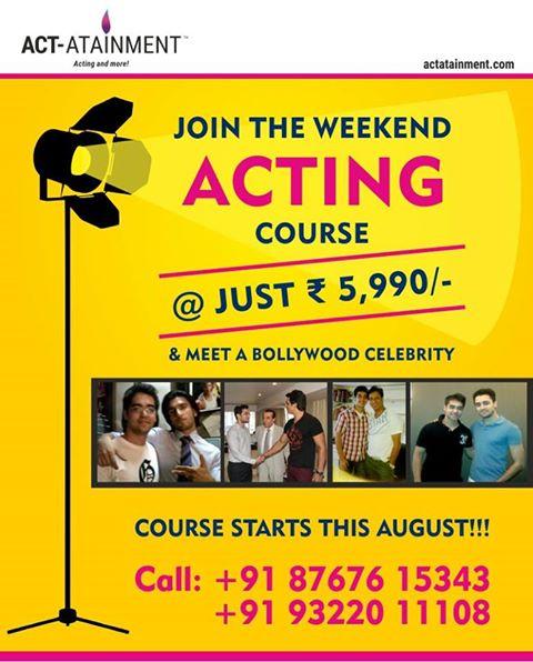 Auditions in Mumbai – Films, Serials, Ads, Printshoots