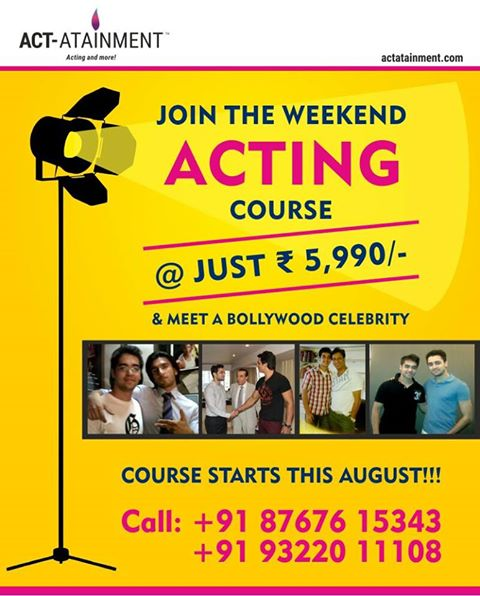 Auditions in Mumbai – Films, Serials, Ads, Printshoots, Modeling